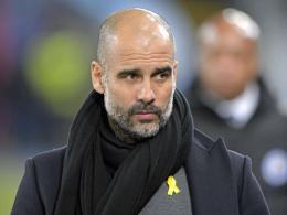 FA klagt Guardiola an - für ein gelbes Band