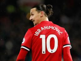 Mourinho kündigt Ibrahimovic-Abschied an