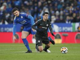LIVE! Morata bringt Chelsea auf Halbfinalkurs