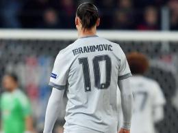 Vertrag aufgelöst: Ibrahimovic verlässt ManUnited