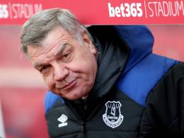 Slapstick bei Everton: Klub-Umfrage irritiert Allardyce