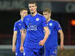 Nach dreieinhalb Jahren: Huth verlässt Leicester