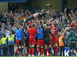 Huddersfield nimmt den Bus