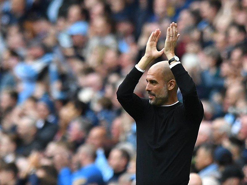 Manchester City: Pep Guardiola verlängert seinen Vertrag um zwei Jahre