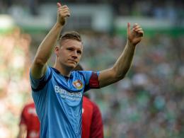Bayer bestätigt Transfer: Leno wechselt zu Arsenal