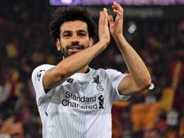 Starkes Zeichen für Klopp: Salah verlängert bis 2023