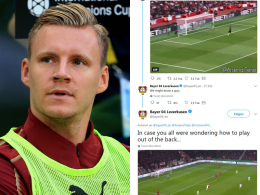 Leno muss trotz Cech-Blackout warten - Bayers Spott-Tweet