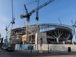 Stadion-Rückschlag: Tottenham noch länger in Wembley