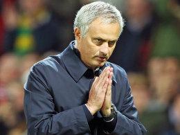 Mourinho für ein Spiel gesperrt - Strafe schon verbüßt