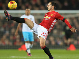 Premier-League-Leistung! Mkhitaryan begeistert Mourinho