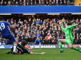 Costas Monster-Tor bringt Chelsea spät auf Kurs