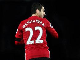 LIVE! United gegen Spurs: Befreiungsschlag mit Mkhitaryan?
