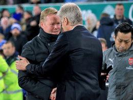 Wegen Schiri-Ärger: Koeman verhöhnt Wenger