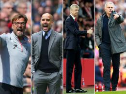 Kampf um die Königsklasse: Tippen Sie die Premier League!