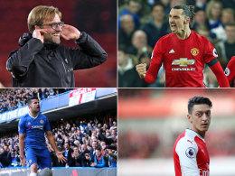 Holt Klopp Chelsea ein? Simulieren Sie die Premier League!