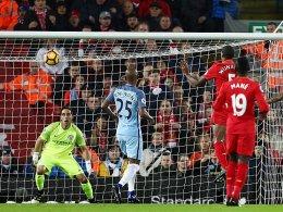 Festung Anfield! Liverpool gewinnt Silvesterkracher