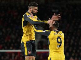 3:3 nach 0:3! Arsenal korrigiert wirren Auftritt