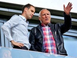 RB und West Ham? Mintzlaff schließt es