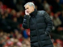 Mourinhos Fan-Appell:
