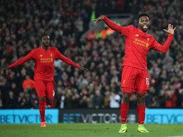 Kurz vor Wembley: Liverpools letzte Hürde