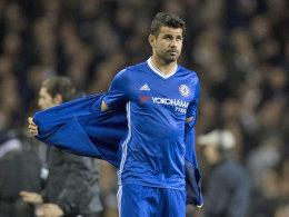 Disput mit Conte: Costa fliegt aus Chelsea-Kader!