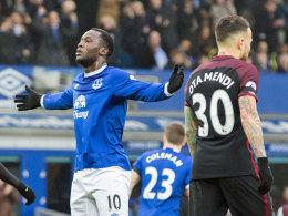 4:0 - Everton zerlegt Guardiolas ManCity!