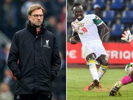 Liverpool wartet auf die FIFA - Klopps Nachricht an Mané