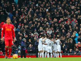 Schlusslicht stürmt Anfield! Liverpool vermisst Matip