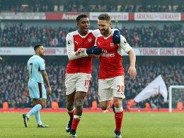 Arsenals spektakuläres Elfer-Finale - Chelsea zieht weg