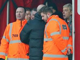 Ermittlungsverfahren gegen Arsenal-Coach Wenger