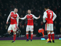 Watford überrennt Arsenal - Leicester nah am Abgrund