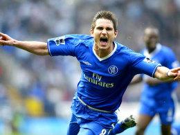 Der Stürmer, der kein Stürmer war: Lampard hört auf