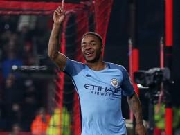 City dank Sterling Zweiter - Gabriel Jesus verletzt