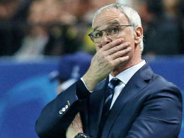 Leicester zieht die Reißleine: Ranieri muss gehen