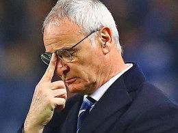 Ranieri verbittert: