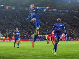 Retro-Style! Meisterhaftes Leicester fertigt Liverpool ab