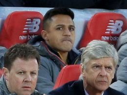 Eklat bei Arsenal: Warum Sanchez wohl wirklich fehlte