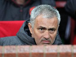 Mourinhos Rundumklage:
