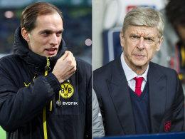 Arsenal dementiert Tuchel-Bericht - Wenger vor Verbleib