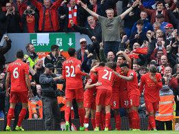 Derbysieger Liverpool - Klopp stellt Rekord auf