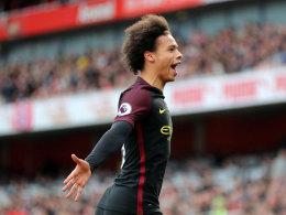 Özil auf Mustafi: Weltmeister retten Arsenal 2:2