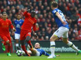 Saisonende für Mané - nicht Klopps einzige Sorge