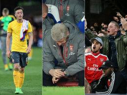 Alles wankt: Arsenals neuer Tiefpunkt