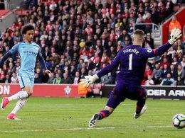 Siebter Streich der Spurs - Sané trifft bei City-Sieg