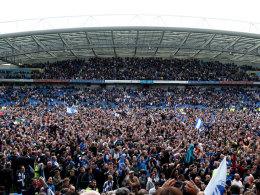 Möwen-Märchen: Brighton steigt in die Premier League auf