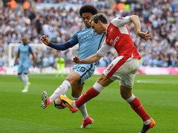LIVE! 2:1 Sanchez: Arsenal dreht das Spiel!