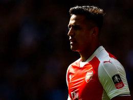 Wenger: Sanchez wird nicht verkauft