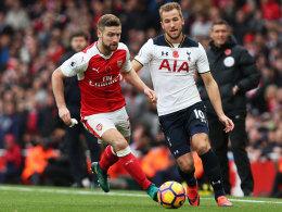 Derby bei den Spurs: Fällt Arsenals Feiertag 2017 aus?