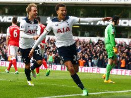 Premier League: Die Brennpunkte im Endspurt