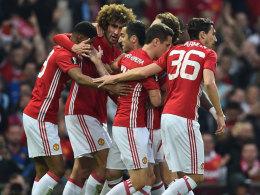 Nur England winken fünf Champions-League-Starter
